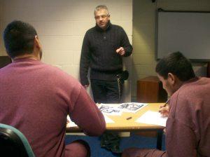 prison writing session 2
